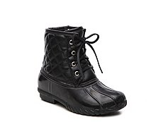 Steve Madden Storm Girls Youth Duck Boot