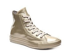 Converse Chuck Taylor All Star Rubber High-Top Sneaker - Womens