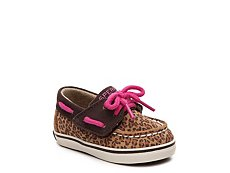 Sperry Top-Sider Intrepid Jr Girls Infant Boat Shoe