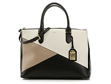 Lauren Ralph Lauren Newbury Leather Tote