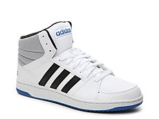 adidas NEO Hoops VS High-Top Basketball Shoe - Mens