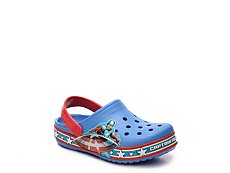 Crocs Captain America Boys Toddler & Youth Clog