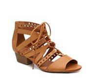 Qupid Aloe-14X Gladiator Sandal