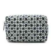 Mix No. 6 Denim Burst Cosmetic Bag