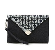Mix No. 6 Denim Burst Wristlet