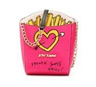 Betsey Johnson Kitsch French Fries Crossbody Bag