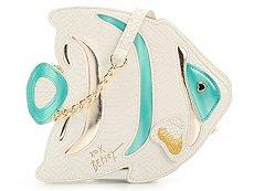 Betsey Johnson Fish Crossbody Bag