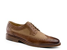 G.H. Bass & Co. Clinton Wingtip Oxford