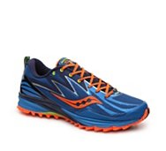 Saucony Peregrine 5 Lightweight Trail Running Shoe - Mens