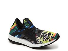 adidas Pureboost X Printed Lightweight Running Shoe - Womens