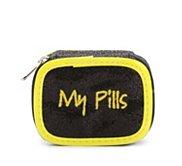 MIAMICA Neon Sparkle My Pills Pill Box