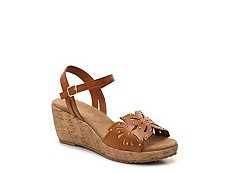 Bare Traps Bloom Girls Youth Wedge Sandal