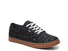 Vans Atwood Low Print Sneaker - Womens