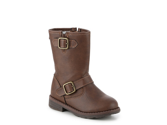 Carter's Aqion Girls Toddler Riding Boot