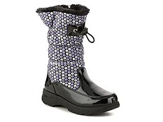 Totes Dotty Girls Toddler & Youth Snow Boot