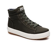 Keds High Rise High-Top Sneaker - Womens
