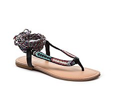 Madden Girl Sweetins Flat Sandal