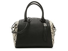 Vince Camuto Lulie Leather Satchel