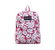 JanSport Floral Superbreak Backpack