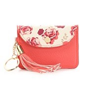 Mix No. 6 Floral Rose Coin Purse