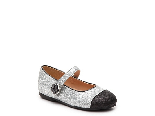 Nina Keysha Girls Toddler Mary Jane Flat