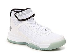 adidas Dual Threat High-Top Basketball Shoe - Mens