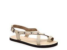 OTBT Conover Reptile Flat Sandal