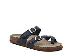 Madden Girl Bryceee Flat Sandal
