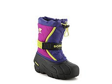 Sorel Flurry Girls Toddler & Youth Snow Boot