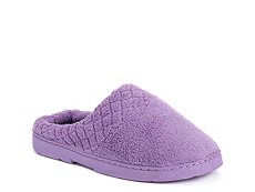 Muk Luks Quilted Clog Slipper