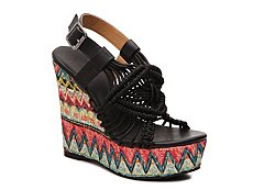 Dolce by Mojo Moxy Wildthing Wedge Sandal