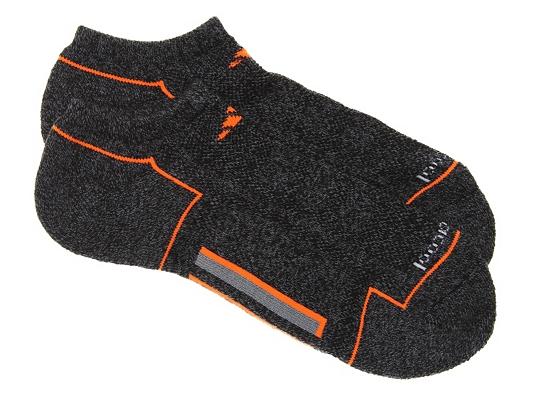 adidas Climacool Mens No Shoe Socks - 2 Pack