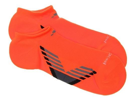 adidas Lightweight Performance Mens No Show Socks - 2 Pack