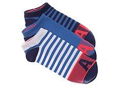 adidas Superlite Stripe Womens No Show Socks - 3 Pack
