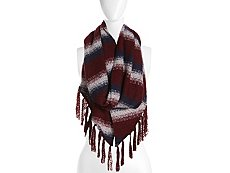 Mix No. 6 Ombre Stripe Blanket Scarf