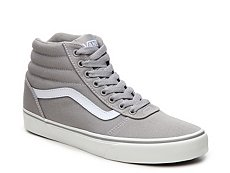 Vans Ward Hi Canvas High-Top Sneaker - Mens