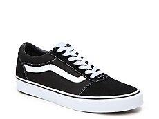 Vans Ward Lo Suede Sneaker - Mens