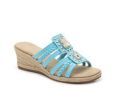 Easy Street Bazinga Wedge Sandal