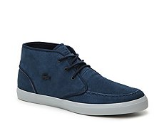 Lacoste Sevrin Mid-Top Sneaker