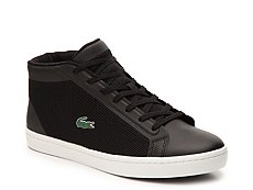 Lacoste Straightset Mid-Top Sneaker