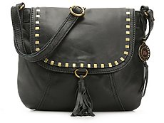 The Sak Serrano Leather Shoulder Bag