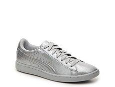 Puma Vikky Metallic Sneaker - Womens