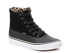 Vans Camden Hi Zipper High-Top Sneaker - Womens