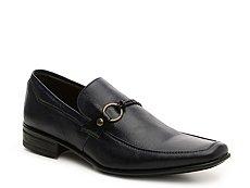 Mike Konos Leather Loafer