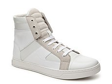 Kenneth Cole Swag-er Mid-Top Sneaker