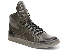 Kenenth Cole Double Feature Mid-Top Sneaker
