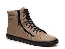 Kenneth Cole Stay Tuned High-Top Sneaker