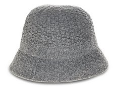 Nine West Basket Weave Cloche Hat