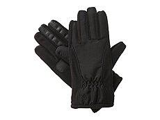 Isotoner Matrix Nylon Piping Gloves