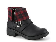 Rocket Dog Tobie Plaid Bootie